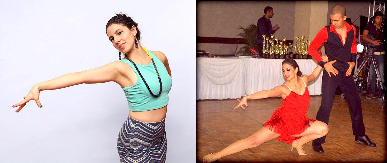 Ruth Calderon Bailalo Dance Studio Taipei